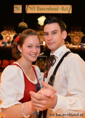Tanzleitung Monika Brandner u. Thomas Schlechner