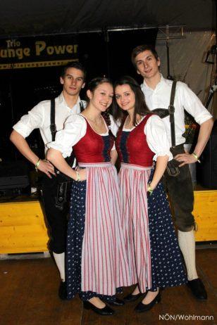 Thomas, Monika, Nicol, Johannes