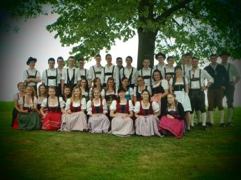 Gruppenfoto Steinerkirchen