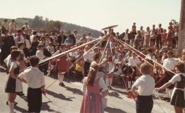 1. Auftritt 1974 - 1. Mai