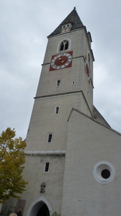 Die Kirche von Spitz