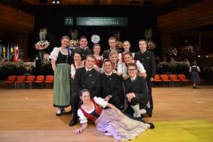 Unsere Tanzpaare mit zwei Tänzern von der VTG Hollenstein